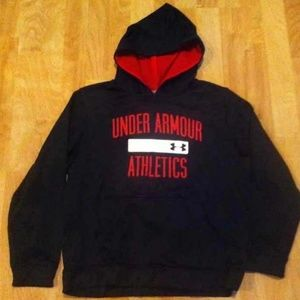 Under Armour Boys LG pullover Hoodie